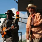 Governor Davis and Dicky,Blues at the Crossroads