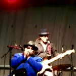 Blind Mississippi Morris and Dicky at Blues at the Crossroads